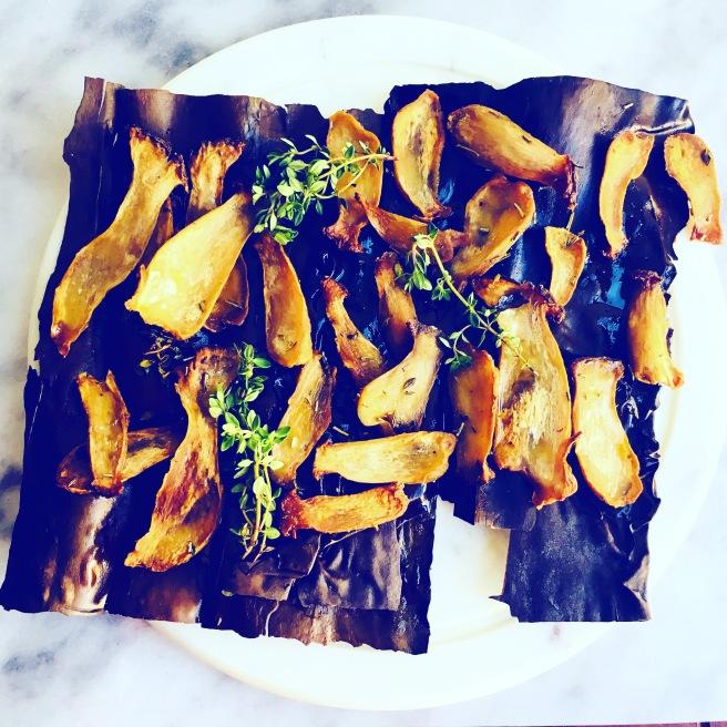 Mushroom Kombu